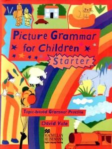 Picture Grammar for Children (Starter, 1-2-3-4)