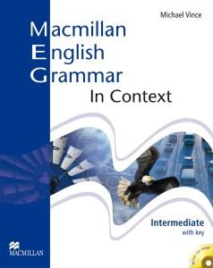 Macmillan English Grammar in Context: Intermediate with key
