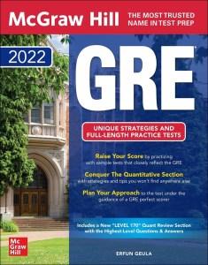 McGraw Hill GRE 2022