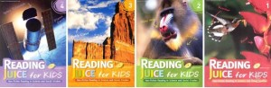 Reading juice for Kids1 - 4