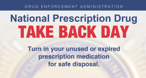 East Bridgewater Police to Host Drug Take Back Day This Weekend