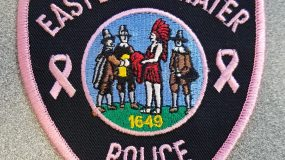 East Bridgewater Police Pink Patch Program