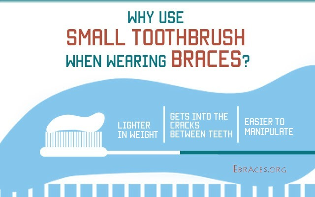 small toothbrush for braces