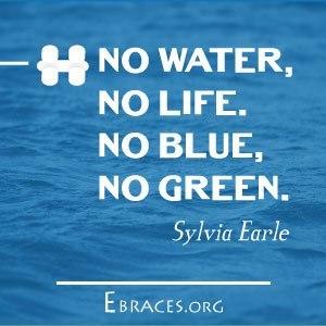 blue color quote
