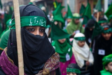 Birth Of Prophet Mohammed Is Marked In Kashmir