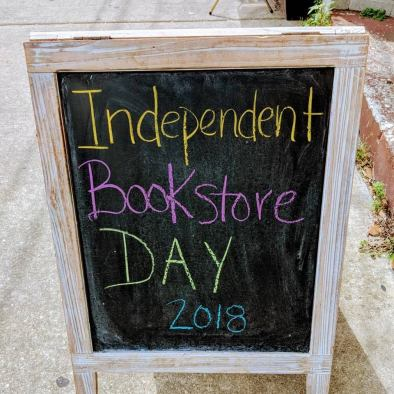 #IndependentBookstoreDay 2019
