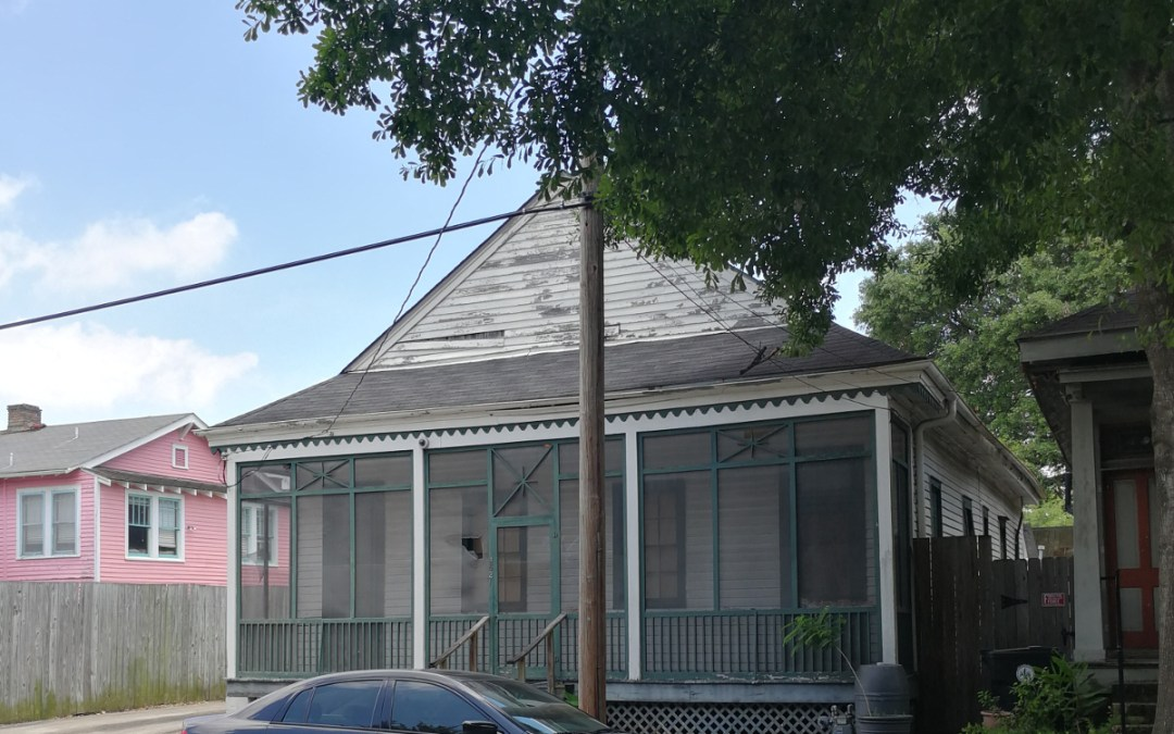 Screen Porch Houses harken back to before a/c