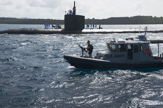 USS Topeka SSN-754