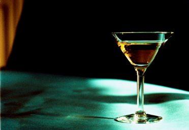 SMOKY MARTINI - En trevlig variant av den klassiska Dry Martinin.