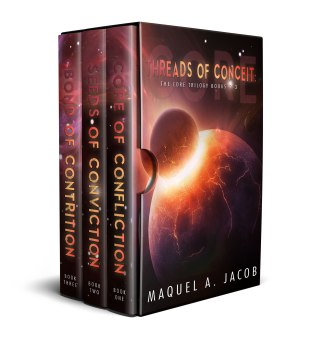 Threads of Conceit: The Entire Core Trilogy