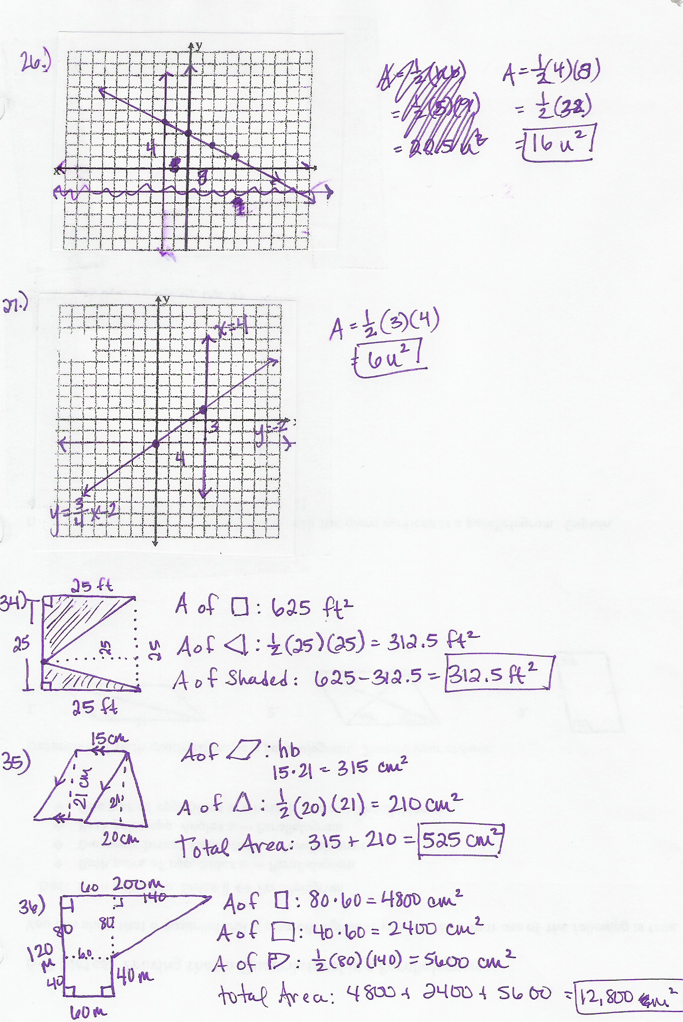 Prentice Hall Geometry Chapter 3 Test Answers