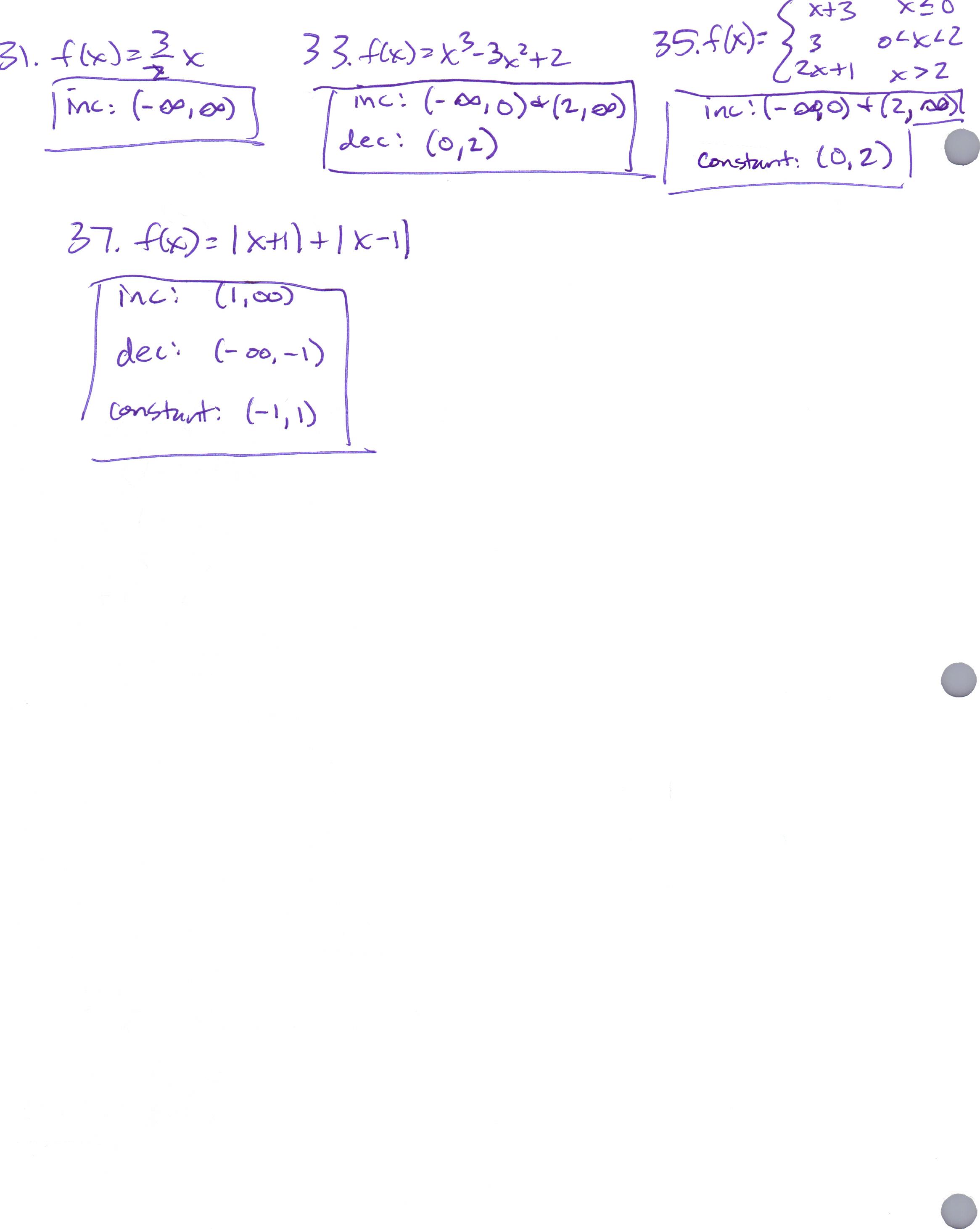 Advanced Pre Calculus