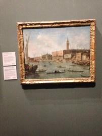 The Doge's Palace and the Molo - Francesco Guardi