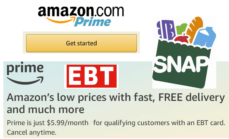 Amazon Prime EBT Discount