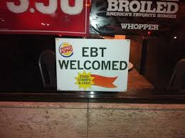 Can I use my EBT card at Burger King