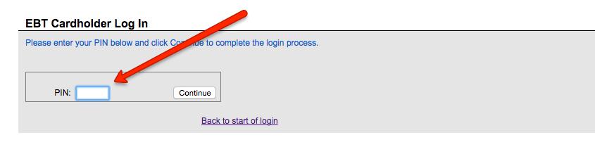 Login to ebtEDGE com and view EBT Account - www-ebtedge-com