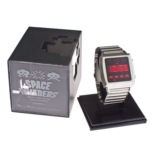 Edition limité Montre Space Invaders