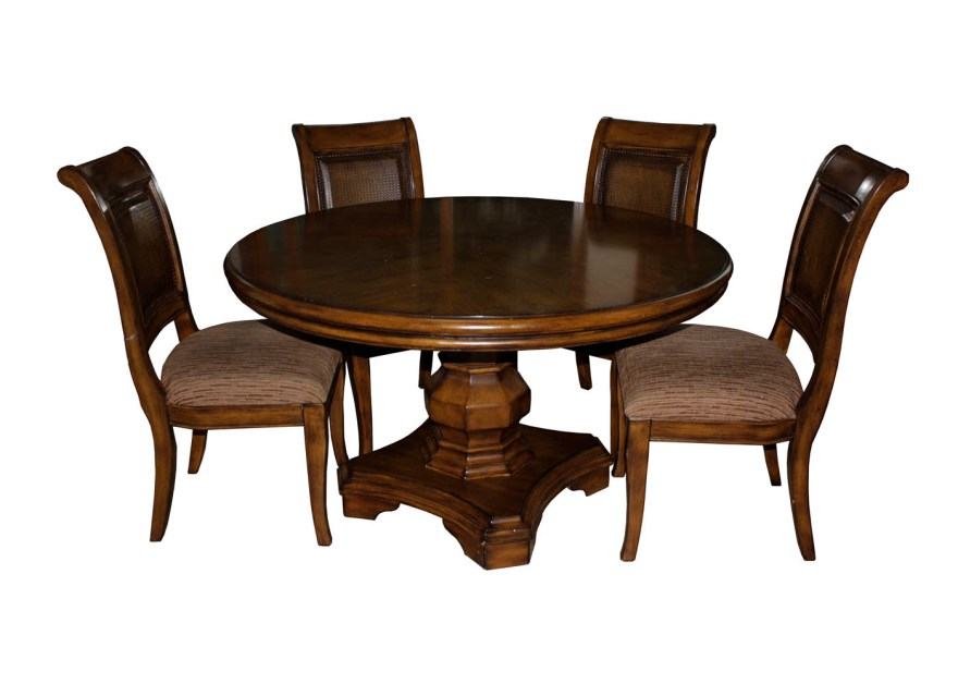 Ashley Furniture Maressa Dining Table And Chairs EBTH