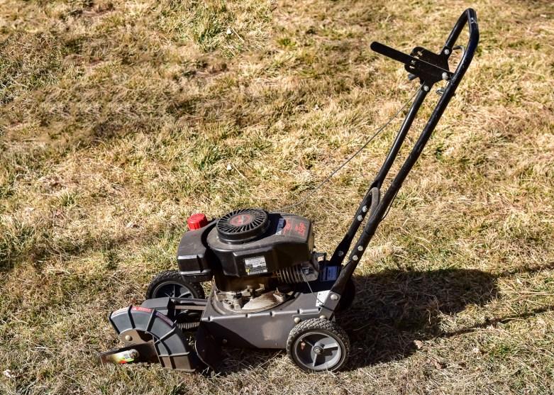 Yard Machine Front Tine Tiller