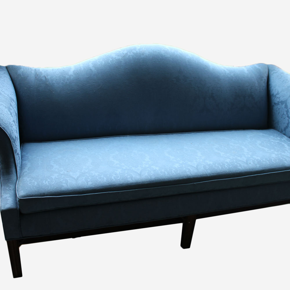 Chippendale Sofa By Ethan Allen Ebth