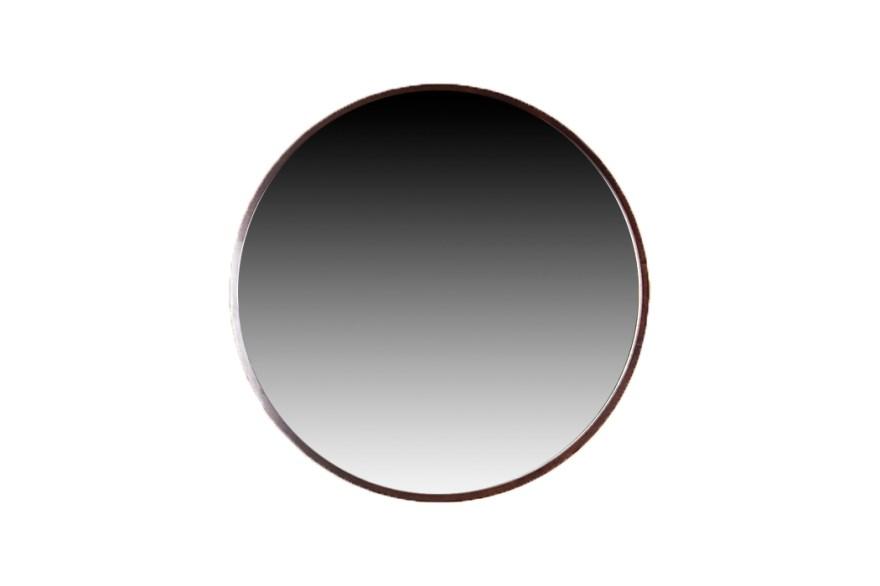 Bassett Furniture Round Wall Mirror EBTH