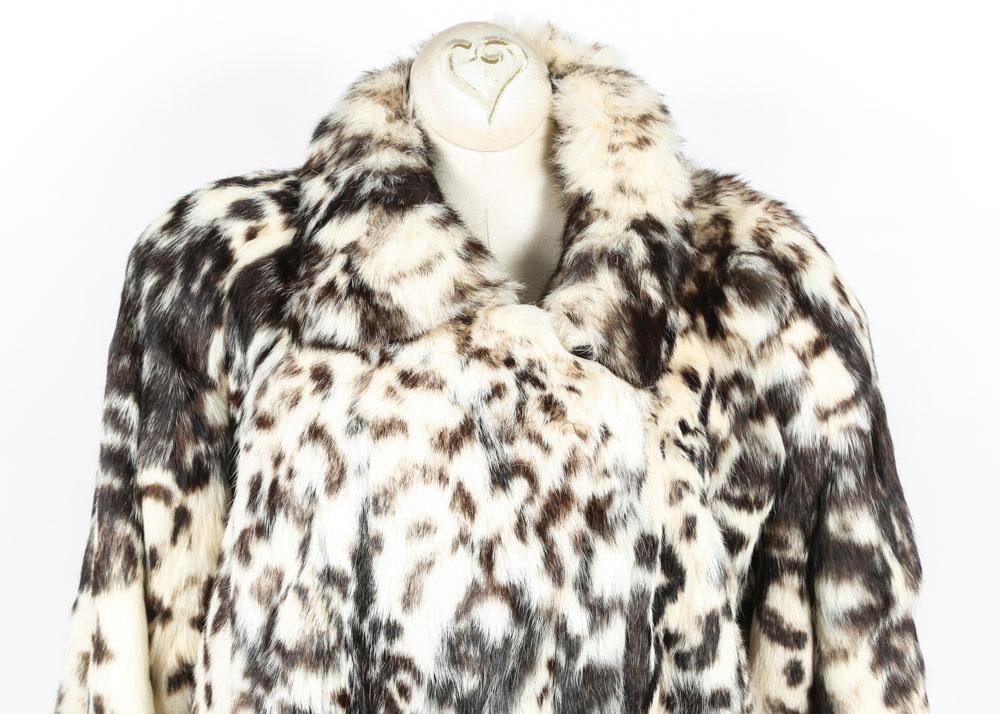 Polo Norte Leopard Coat