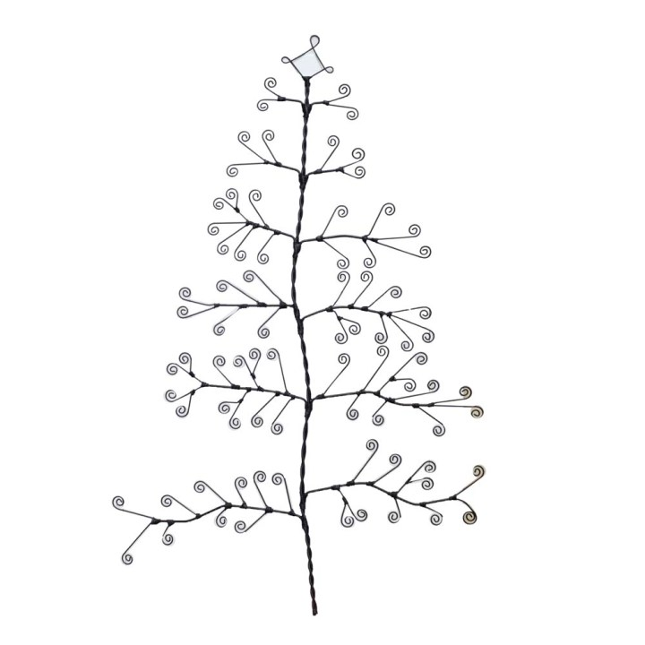Pottery Barn Christmas Tree Card Holder | Cardbk.co
