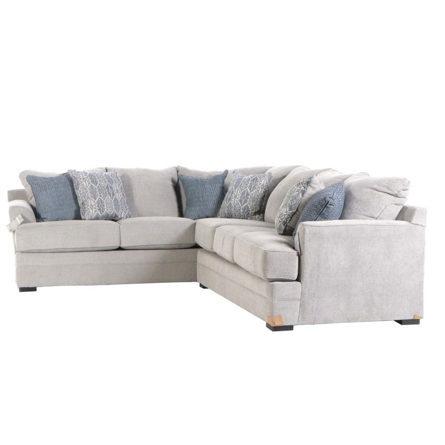broyhill naples sectional