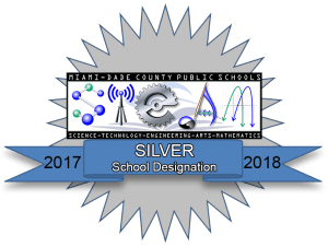 2017-2018 Silver STEAM School