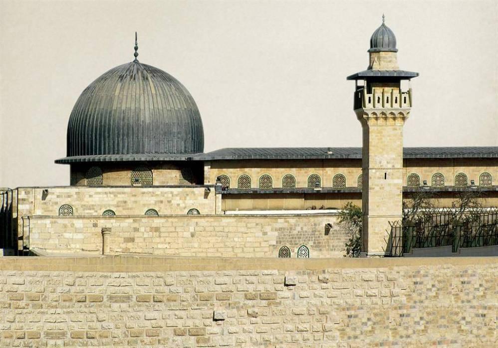 Mescid-İ Aksâ Yahudi Tapınağı Olamaz-Olmayacak