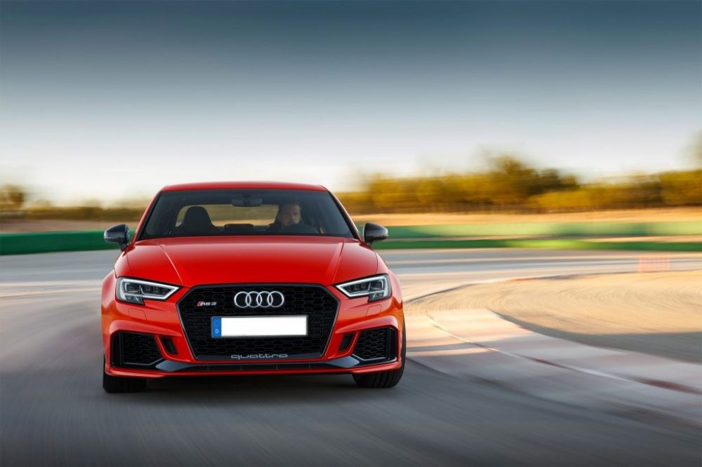 New Audi RS3 Sedan Will Be On Road In 2018