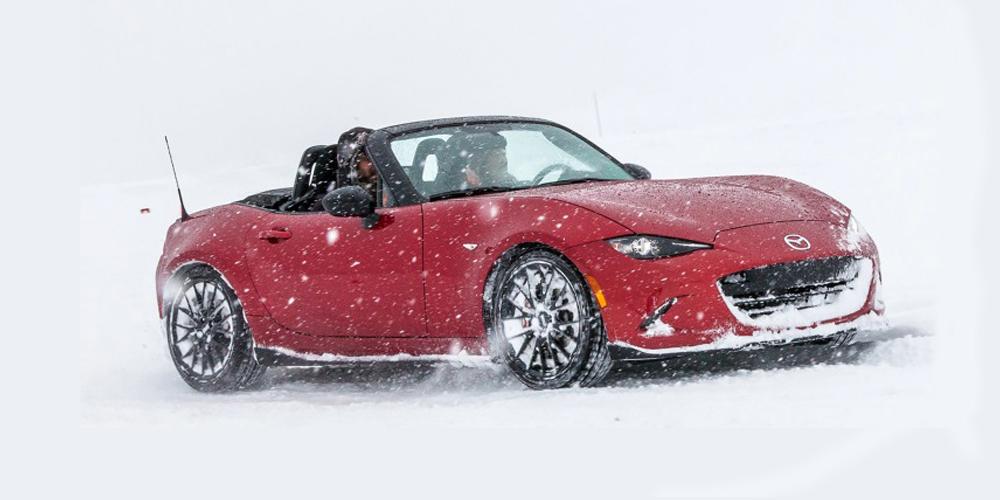 Review of Mazda MX-5 Miata Model 2016