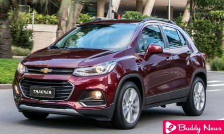 Chevrolet New Version Chevrolet Tracker The Main Novelty Of The 2018 Model
