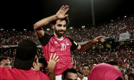 Mohamed Salah Last-Gasp Penalty Score Sends Egypt To World Cup