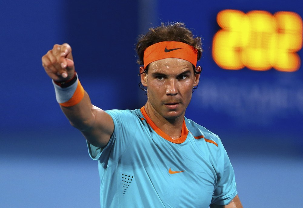 Rafael Nadal Will Play Shanghai Masters On Wednesday Match