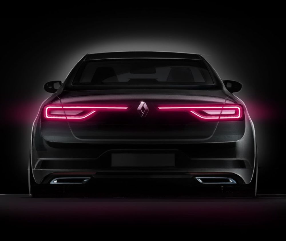 Renault Talisman Is Now With New Business And Executive Series