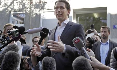 Sebastian Kurz Won 31.6% Of The Vote In Austria Parliamentary Elections
