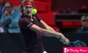 Alexander Zverev Defeats Marin Cilic In His Debut Masters' Tournament ebudyynews