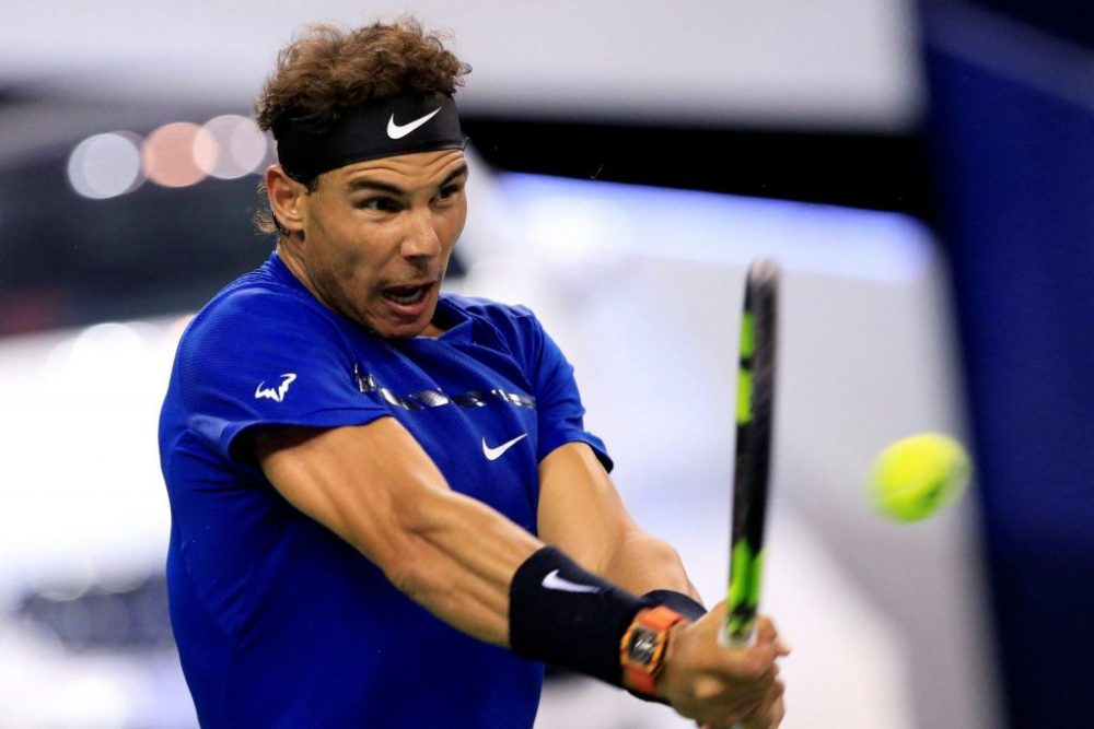 Rafael Nadal Says That His Knee Is Not 100 Percent Fit ebuddynews