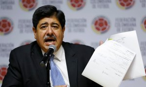 The Ex-President Of The Colombian Football Luis Bedoya Opens Up About Bribe ebuddynews