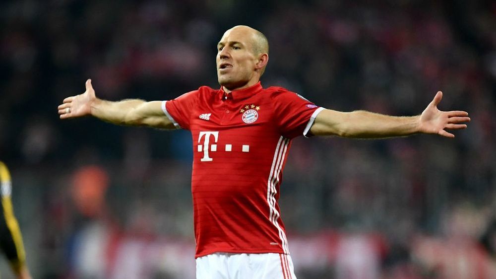 Arjen Robben Former Dutch Player Shares His Experience In An Interview ebuddynews