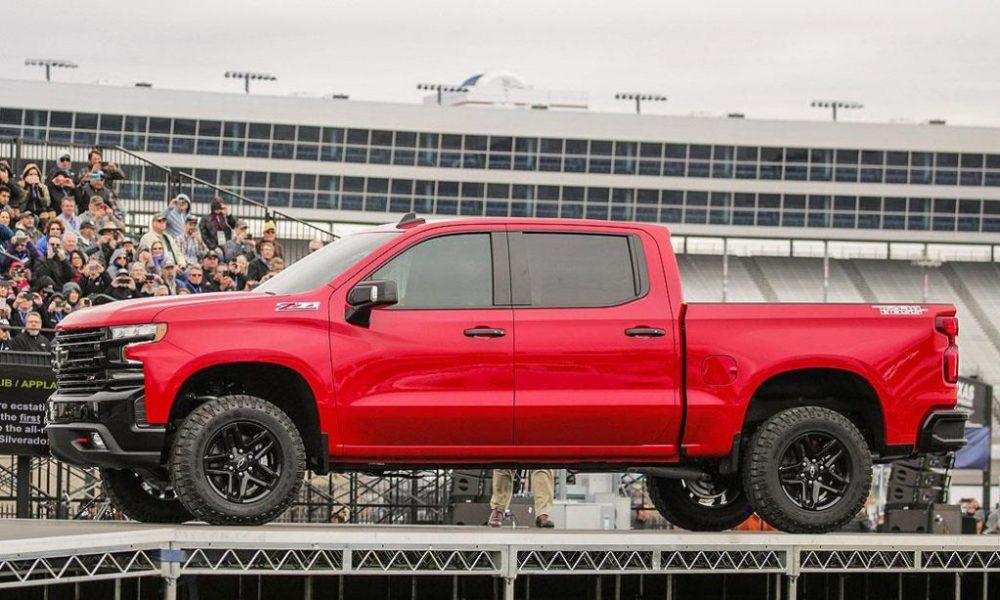 Chevrolet Silverado 2019 Unveiled At Detroit ebuddynews