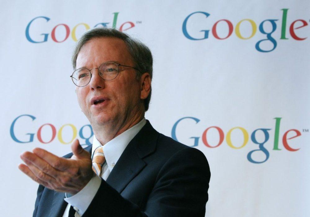 Eric Schmidt Steps Down As Alphabet CEO ebuddynews