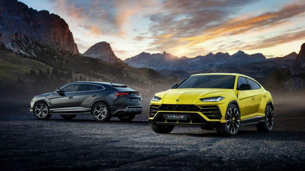 Introducing Fastest SUV In The World Lamborghini Urus 2019 Model ebuddynews