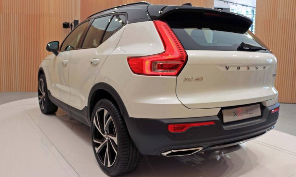 New SUV Volvo XC40 2018 Model Is Coming Out ebuddynews