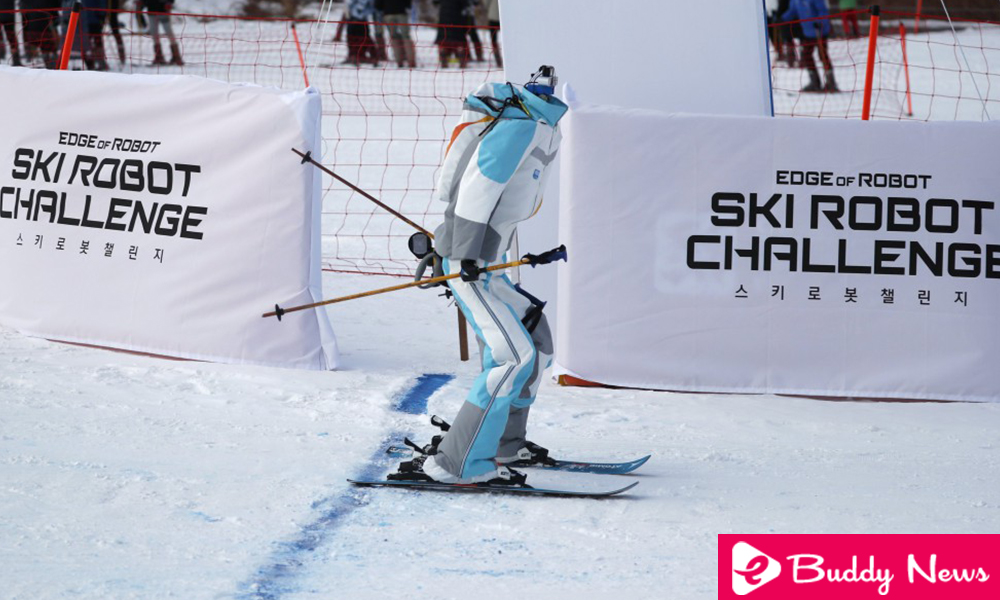 Robots Are Well Played In Ski Robot Challenge At Olympic Winter Games ebuddynews