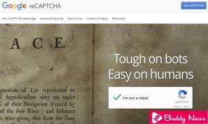 reCAPTCHA3 : Google's New Version To Find Bots - ebuddynews