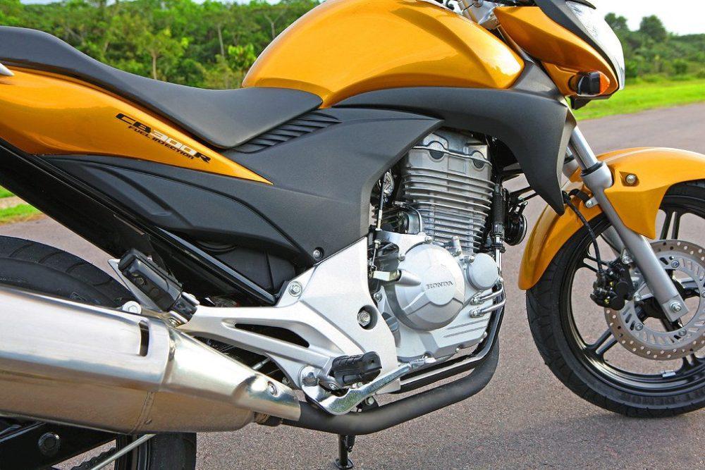 Honda CB 300 Engine - eBuddynews