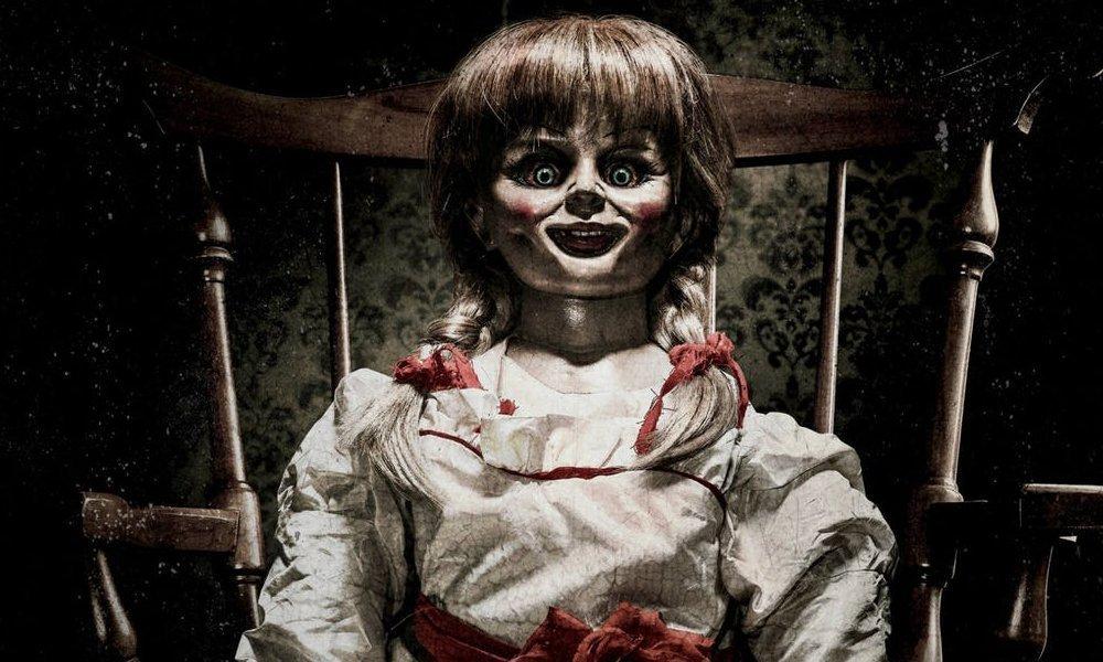 Annabelle Devilish Doll - eBuddy News