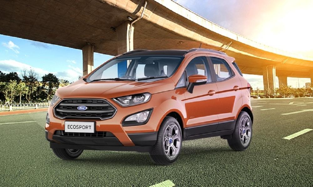 Ford Ecosport New - eBuddy News